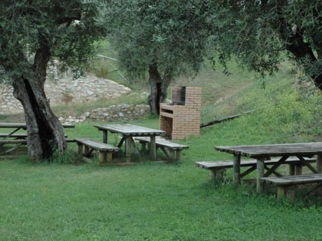 Parque de Merendas dos Fornos de Cal de Ançã