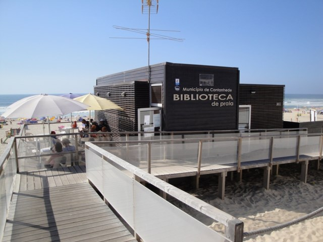 Biblioteca da Praia da Tocha