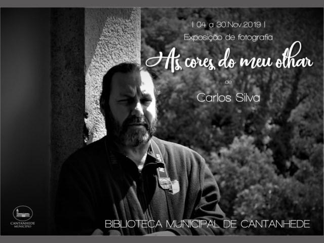 """""""As cores do meu olhar"""", de Carlos Silva"""