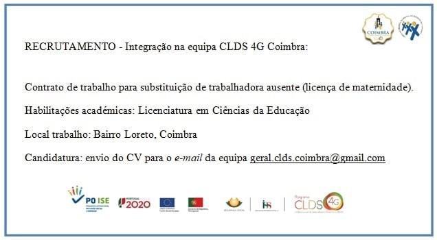 CLDS 4G Coimbra