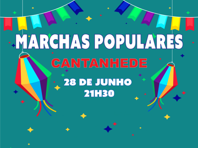 Marchas Populares - Cantanhede