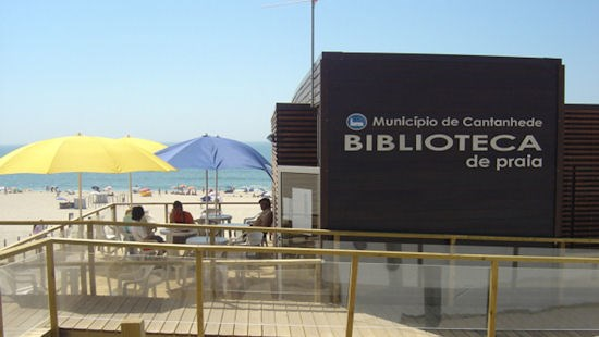 Biblioteca de Praia