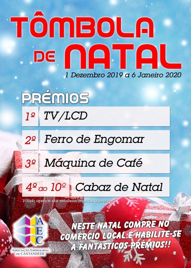 Tômbola de Natal 2019