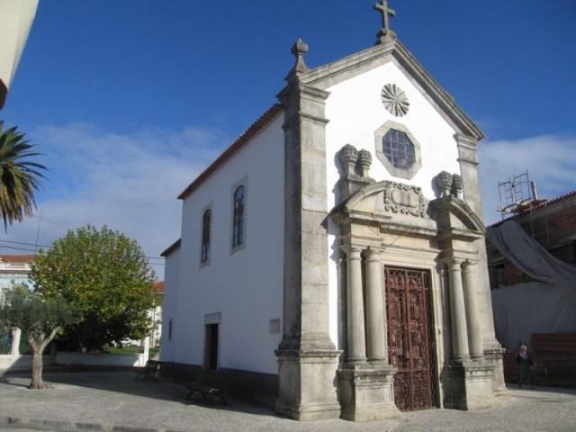 Capela de São. Tomé