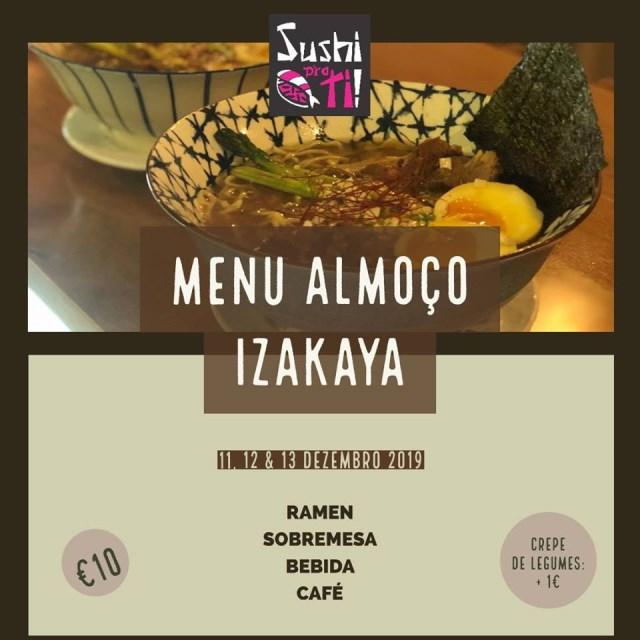 Sushi   Sashimi   E muito mais...