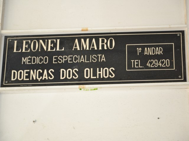 Clínica Oftal. Leonel Amaro, Lda.