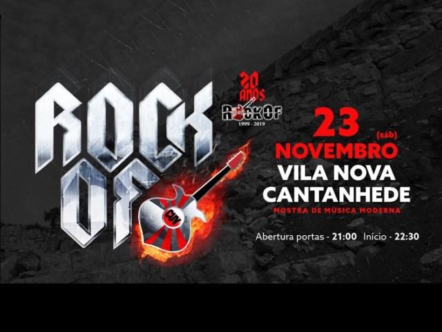 RockOf Cantanhede | 20 anos