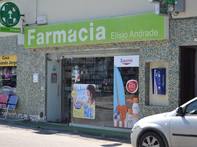 Farmácia Elísio Andrade
