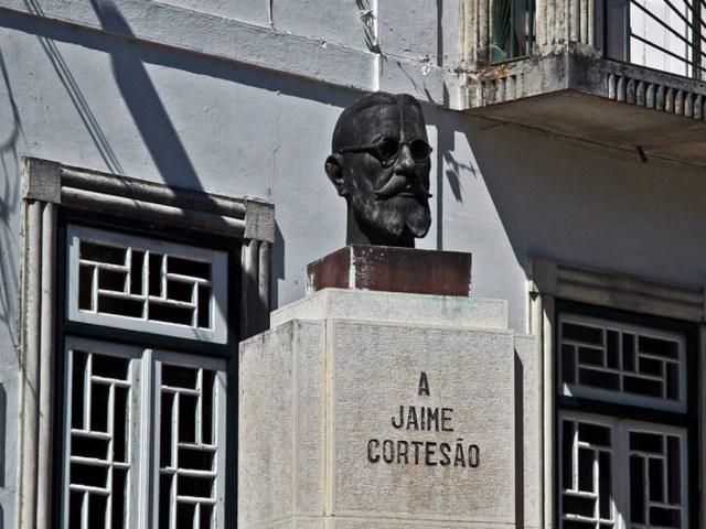 Monumento a Jaime Cortesão
