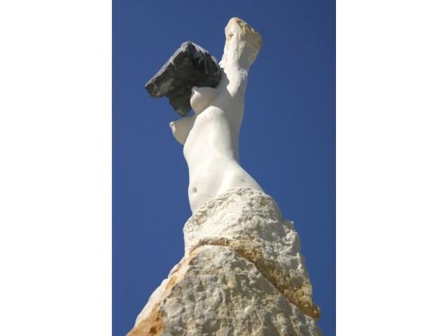 Esculturas dos Simpósios Internacionais