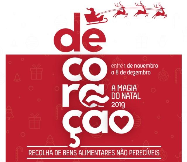 """Campanha Solidária """"DE CORAÇÃO"""""""