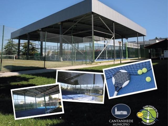 Inauguração dos Campos de Padel de Cantanhede